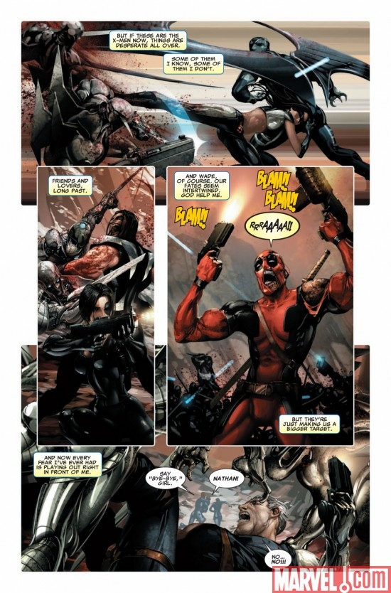 Images featuring deadpool