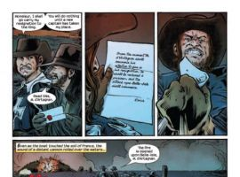 Marvel Illustrated: The Man in the Iron Mask #5, page 6