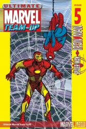 Ultimate Marvel Team-Up #5