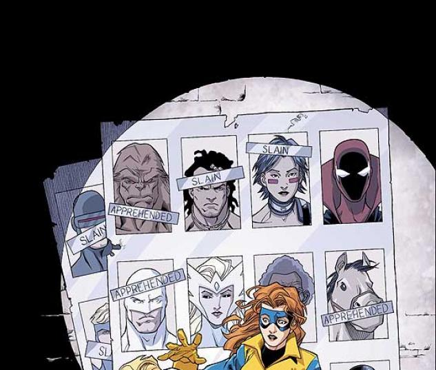 ALPHA FLIGHT (1999) #9 COVER