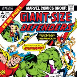 Giant-Size Defenders (1974)