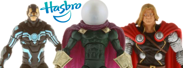 Hasbro 2013 Universe Figures