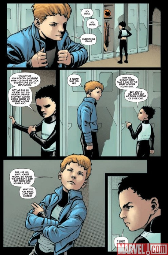 ENDERS SHADOW: COMMAND SCHOOL 1 Preview Page 4