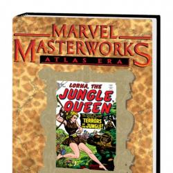 MARVEL MASTERWORKS: ATLAS ERA JUNGLE ADVENTURE VOL. 1 HC (VARIANT) #1