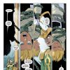 THOR AND THE WARRIORS FOUR #4 preview art by Gurihiru