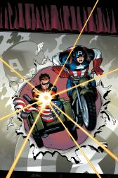 Captain America and Hawkeye #621