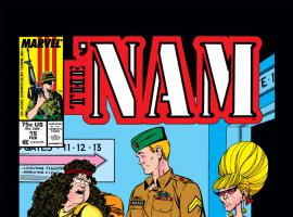 The 'Nam (1986) #15 Cover