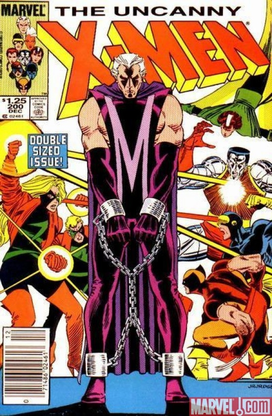 Uncanny X-Men (1963) #200