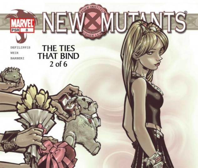 NEW MUTANTS (1999) #8 COVER