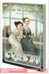 Sense &amp; Sensibility GN-TPB (Graphic Novel)