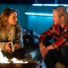 Chris Hemsworth and Natalie Portman star in Thor