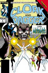 The Mutant Misadventures of Cloak and Dagger #4 