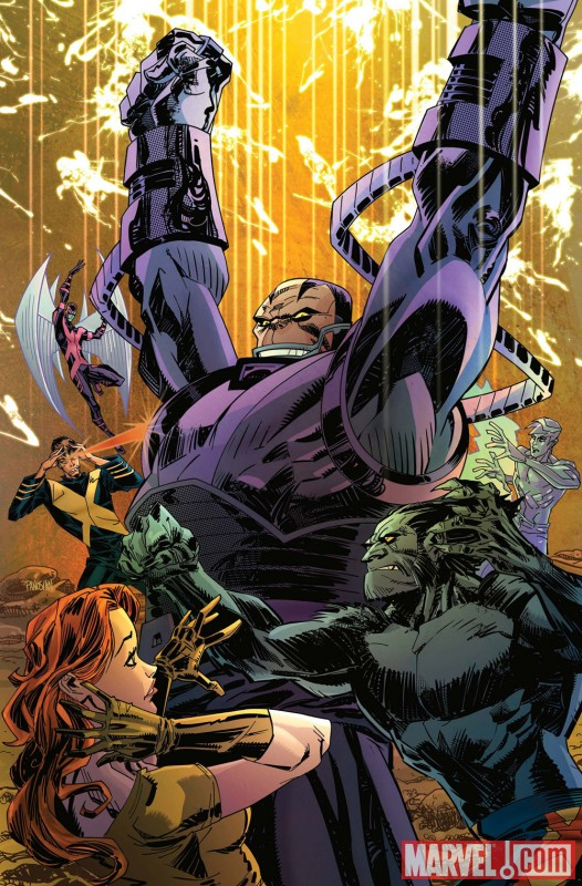 Image Featuring Archangel, Beast, Cyclops, Jean Grey, Iceman, X-Factor