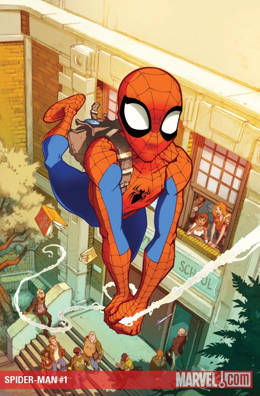 Marvel Adventures Spider-Man (2010) #1