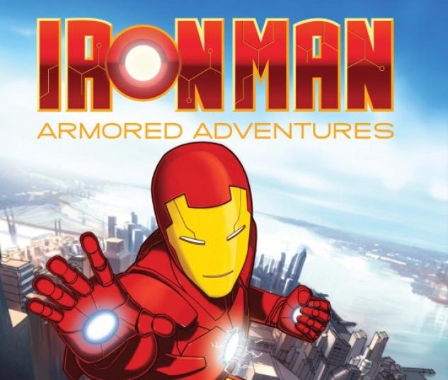 IRON MAN: ARMORED ADVENTURES ONE-SHOT #1