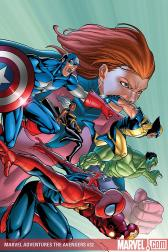 Marvel Adventures the Avengers #32 