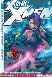 X-Treme X-Men (2001) #2