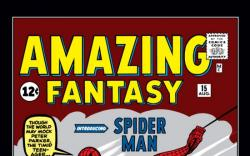 Amazing Fantasy #15