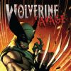 WOLVERINE: SAVAGE #1 cover by J. Scott Campbell