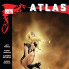Atlas #4 cover by Jae Lee