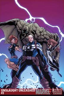 Onslaught Unleashed (2010) #3