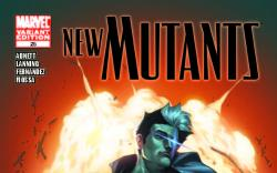 New Mutants #25 X-Man Variant