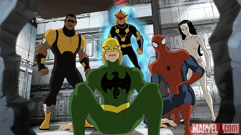 Ultimate SpiderMan TV series  Wikipedia