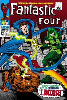 fantastic four 1961 65 comics marvelcom