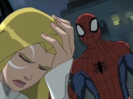 Spider-Man teams up with Dagger in Marvel's Ultimate Spider-Man: Web Warriors