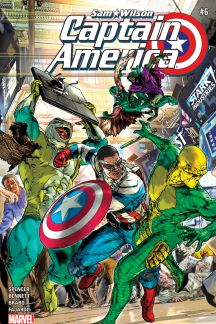 Captain America: Sam Wilson #6