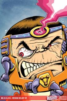 M.O.D.O.K.: Reign Delay (2009) #1