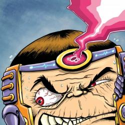 M.O.D.O.K.: REIGN DELAY #1