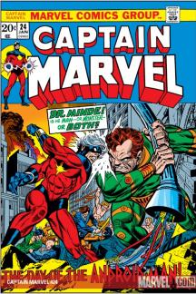 Captain Marvel (1968) #24