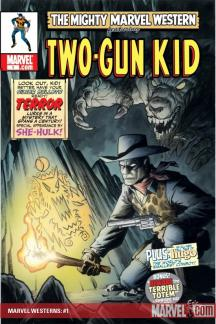 Marvel Westerns #5