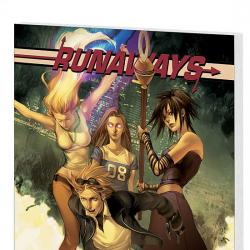 RUNAWAYS VOL. 4: TRUE BELIEVERS COVER