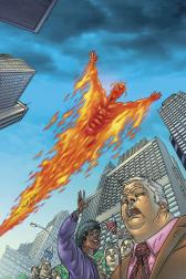 Human Torch #10 