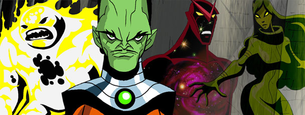The Avengers: EMH! More Gamma Villains