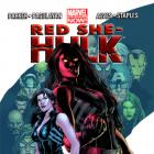 RED SHE-HULK 58 2ND PRINTING VARIANT