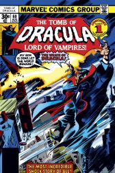 Tomb of Dracula #60 
