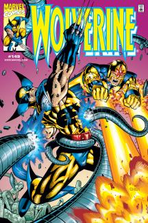 Wolverine (1988) #149