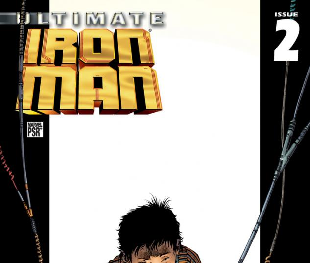 Ultimate Iron Man #2
