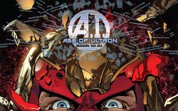 Age of Ultron (2013) #10 Cover