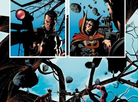 Preview Original Sin #4 with art by Mike Deodato