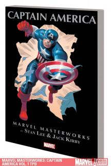 Marvel Masterworks: Captain America Vol. 1 (Trade Paperback)