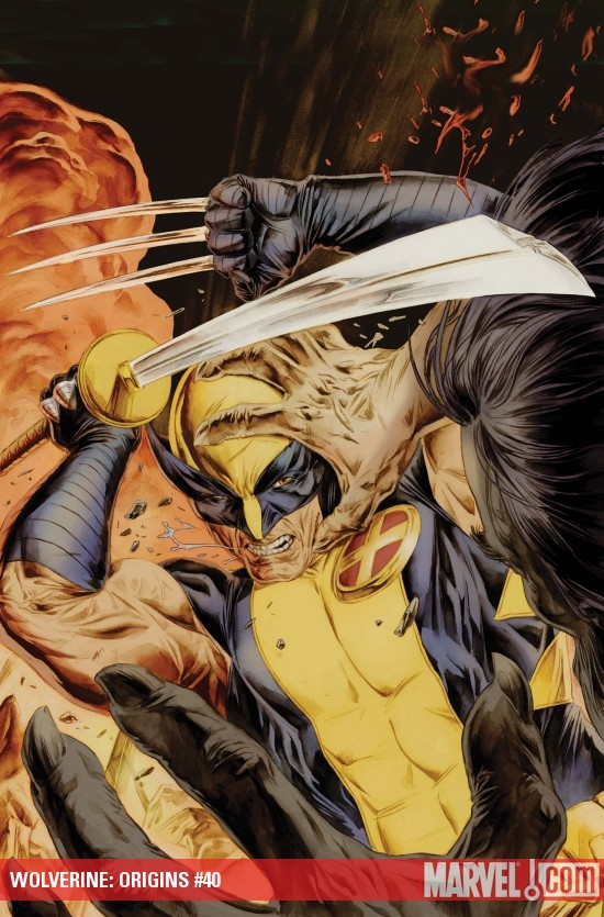 WOLVERINE: ORIGINS #40