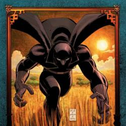 BLACK PANTHER SAGA #1