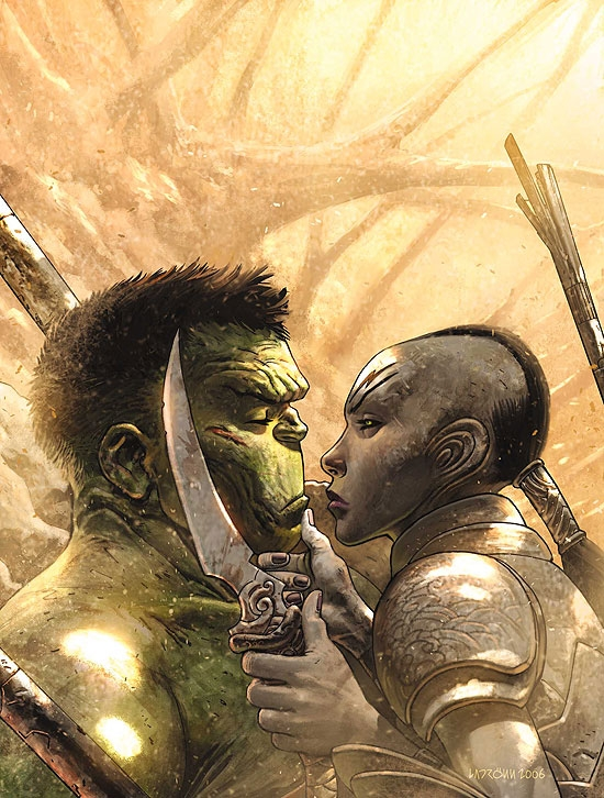 INCREDIBLE HULK (2008) #98 COVER