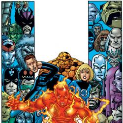 FANTASTIC FOUR VISIONARIES: GEORGE PEREZ VOL. 2 #0