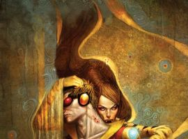 AVENGERS ACADEMY #5 VAMPIRE VARIANT cover by J.S. Rossbach