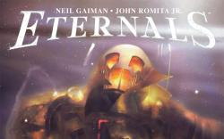 Eternals #4 Cover